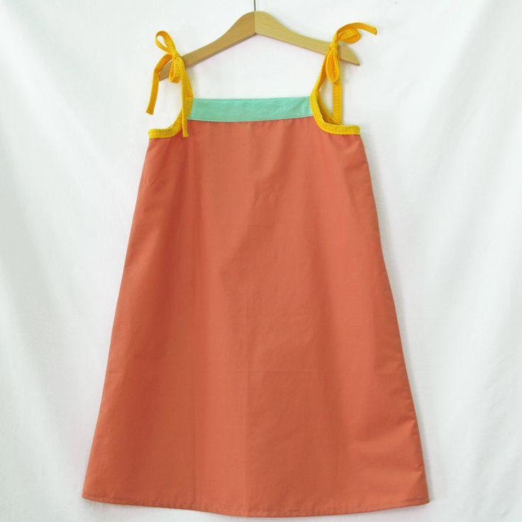 Girls dress, summer dress, girls fashion, beach dress, cotton dress, Everyday dress, Toddler Sundress, Party Dress, handmade, girls gift by CrafterMama on Etsy