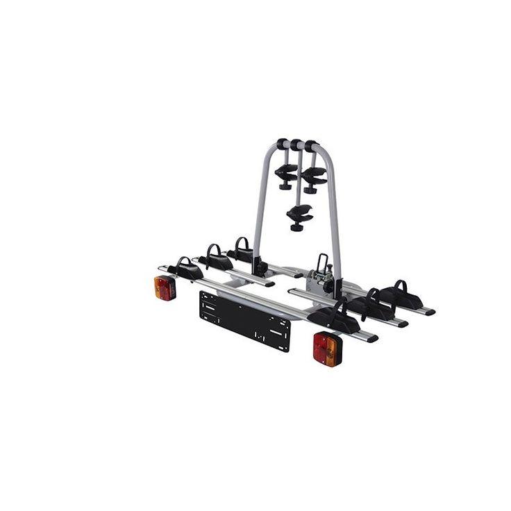 Satex Palladium Cykelholder - cykelstativ til 3 cykler m/vippefunktion