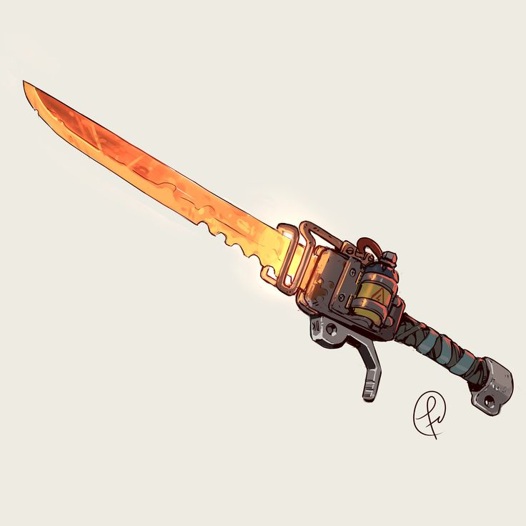 ArtStation - Induction blade Super-heated , Fernando Correa