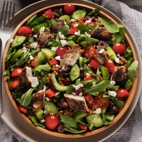 Most Attractive Salads On Instagram