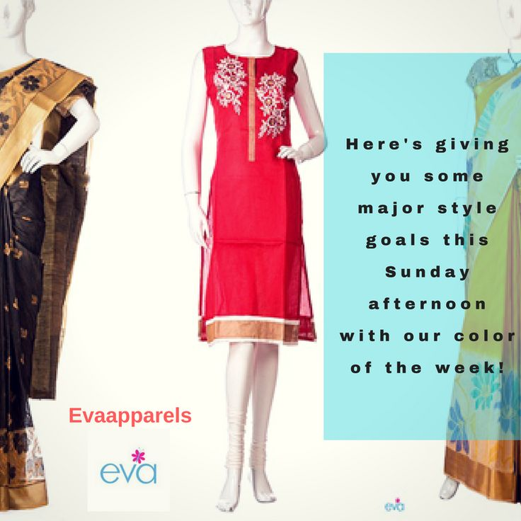 Here is giving you some major style goals this sunday afternoon with out color of the week @ evaapparels.  www.evaapparels.com