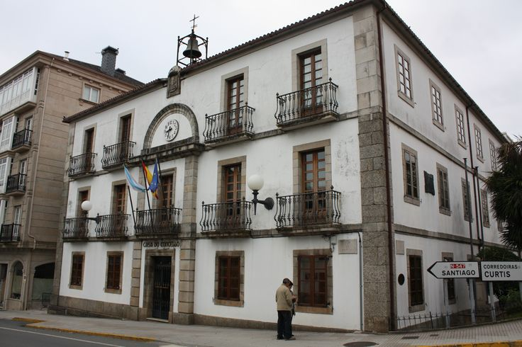Arzúa, La Coruña, Camino de Santiago
