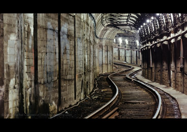 Cinematic Subway