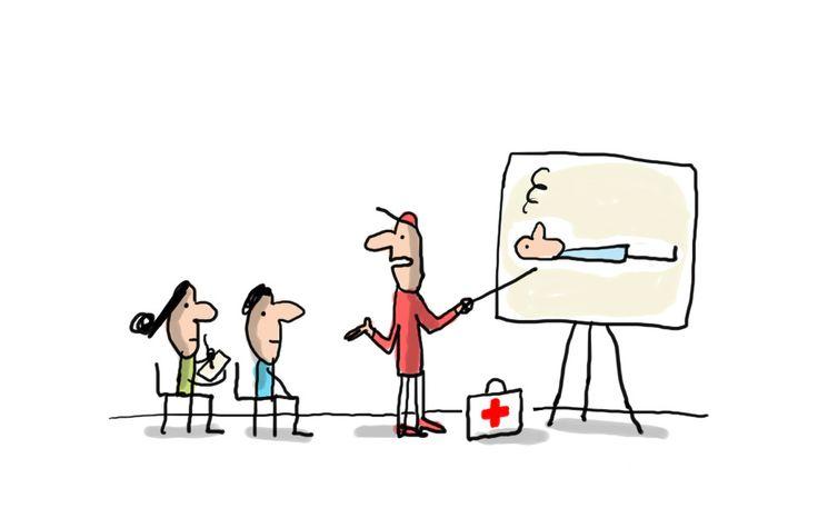 Des associations, comme la Croix-Rouge, proposent des formations dès l'âge de 10 ans ! 1jour1actu t'explique tout en vidéo.