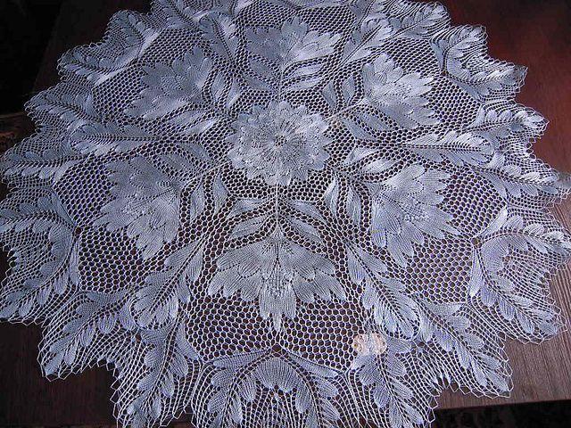 Pfingstrose pattern by Herbert Niebling - $7.50