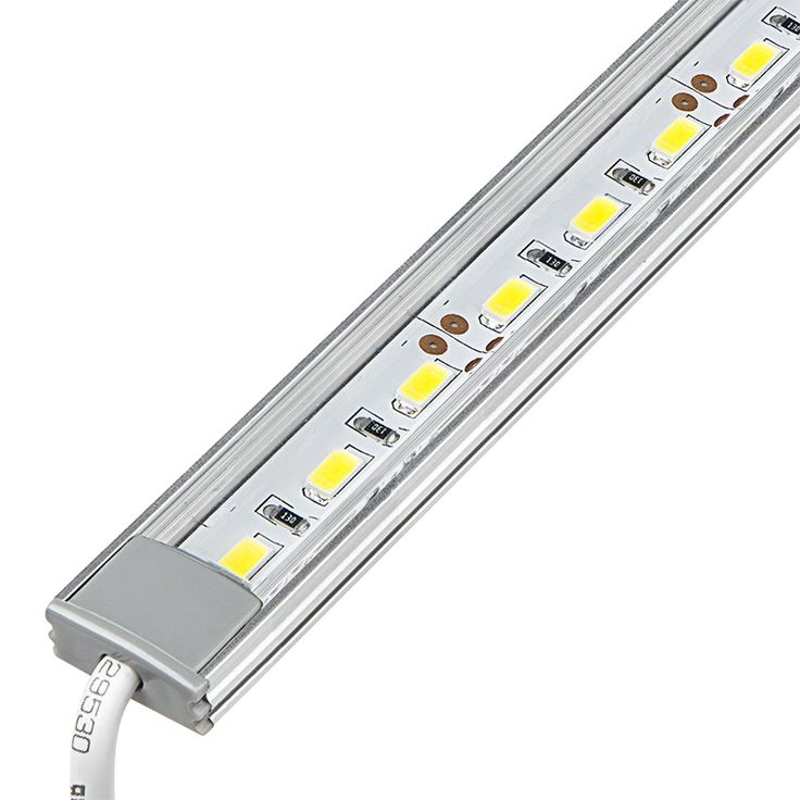 Aluminum LED Light Bar Fixture - Low Profile Surface Mount - 1,440 Lumens | Aluminum Light Bar Fixtures | Rigid LED Linear Light Bars | LED Strip Lights & LED Bars | Super Bright LEDs