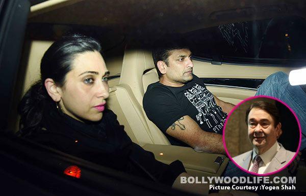 Is Karisma Kapoor planning to marry Sandeep Toshniwal? Father Randhir Kapoor answers… #FansnStars