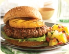 Serve with fruit salsa, grilled pineapple and/or basmati rice. www.laurasleanbeef.com