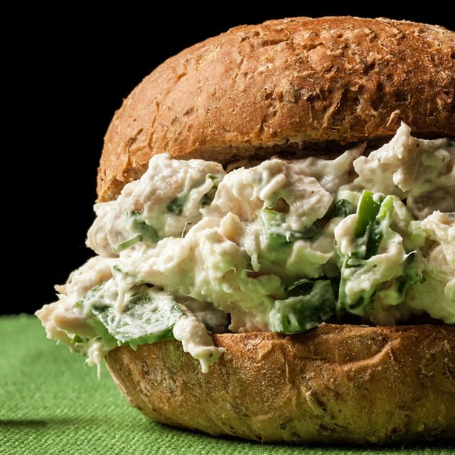 Tarragon Chicken Salad - Chowhound