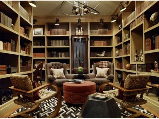 Home Library Decor 94 best den/library images on pinterest | architecture, books and
