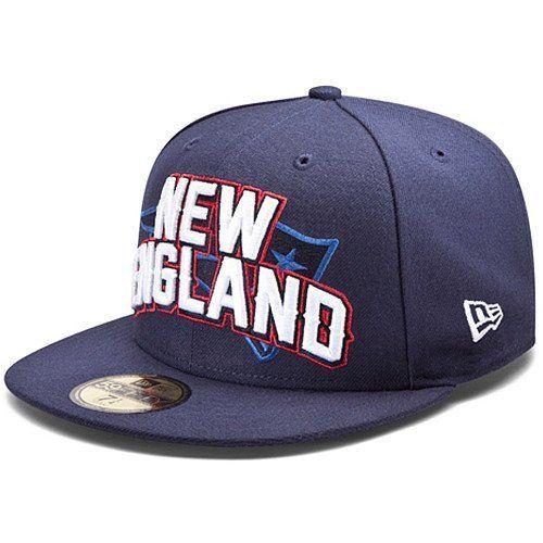 NFL New England Patriots Draft 5950 Cap New Era. $17.99