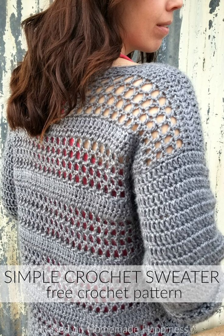 4031 best free crochet patterns from my favorite bloggers images on simple crochet sweater pattern dt1010fo