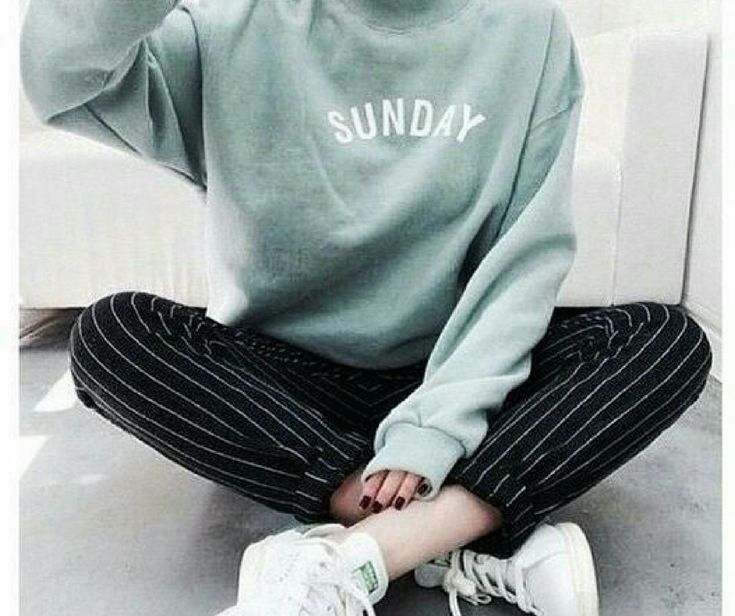 Sunday Swag Sweatshirt | Don't mess around when it comes to your casual style. Get inspired by other fashion influencers and shop your favorite boutiq…