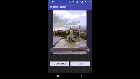 Cropper - NoCropper: This is a lightweight Image Cropper for Android which also supports no-crop feature.