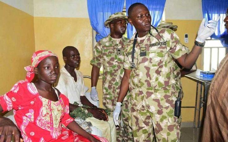 "Share or Comment on: ""NIGERIA: Amina Ali Darsha Nkeki To Meet Buhari"" - http://www.politicoscope.com/wp-content/uploads/2016/05/Rescued-Chibok-schoolgirl-Amina-Ali-Darsha-Nkeki-her-husband-and-baby-are-attended-to-in-a-hospital-in-Maiduguri-Borno-state.jpg - Amina Ali Darsha Nkeki Chibok schoolgirl taken captive by Boko Haram militants will meet President Muhammadu Buhari.  on Politicoscope - http://www.politicoscope.com/2016/05/19/nigeria-amina-ali-darsha-nkeki-to-meet-buhar"