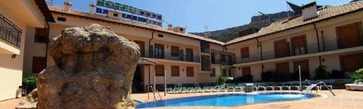 Oferta en Hotel Balneario Parque Cazorla **** http://www.chollovacaciones.com/CHOLLOCNT/ES/chollo-hotel-spa-parque-de-cazorla-oferta-balneario.html