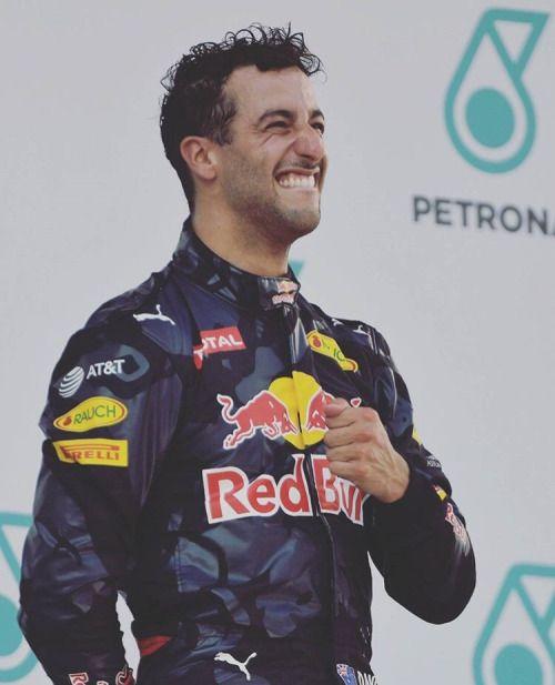 """Daniel Ricciardo, winner GP Malaysia Sepang Circuit  """""""