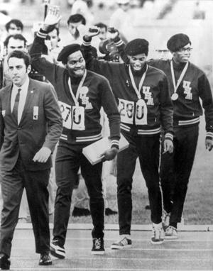 Black Power! Tommie Smith & John Carlos