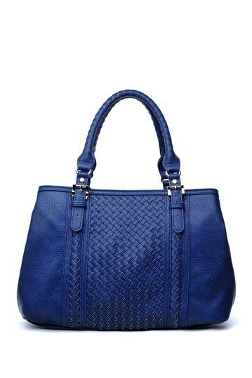 Piccadilly Woven Shoulder Bag 36