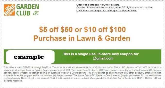 at home 10 off coupon 10 home depot printable allthosethingsilove 11879