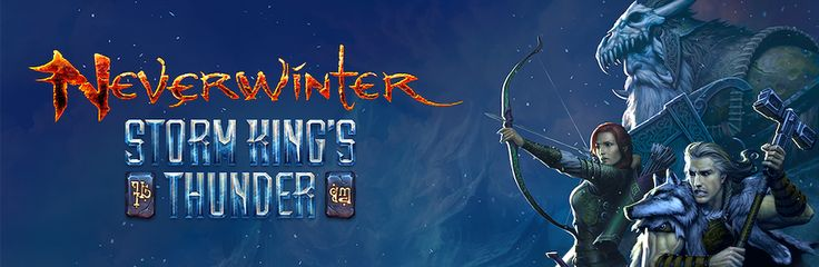 Neverwinter: Storm King's Thunder coming to Xbox One and PS4 in October Can you hear that? It's the sound of the Storm King's Thunder, and it's heading to the Xbox One and PlayStation 4 in less than a month. http://www.thexboxhub.com/neverwinter-storm-kings-thunder-coming-xbox-one-ps4-october/