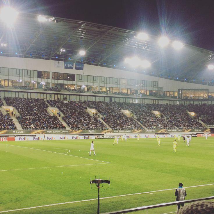 Tottenham Hotspur v Ghent Ghelamco Arena Europa League 2016/2017