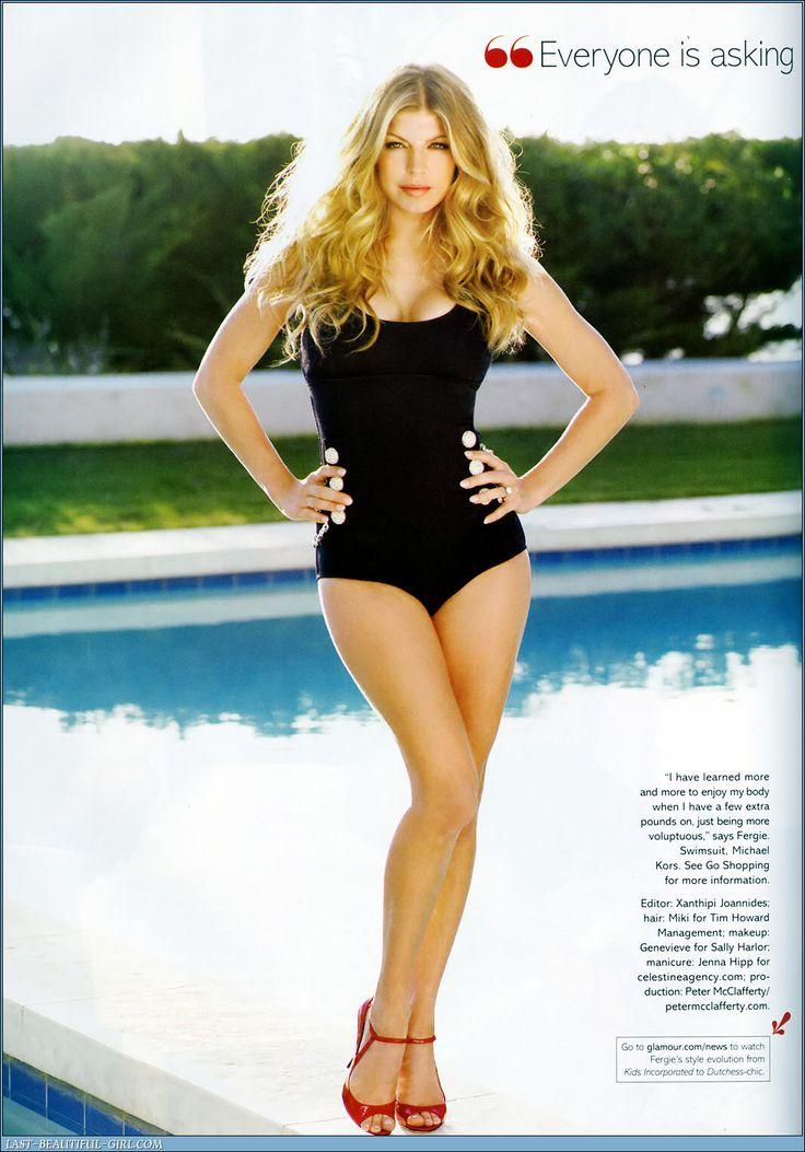 Fergie In A Bikini