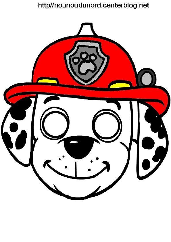 masque pat'patrouille marcus d'autres modèles à imprimer cliquez sur mon lien http://nounoudunord.centerblog.net/4209-masques-a-imprimer-classes-par-ordre-alphabetique