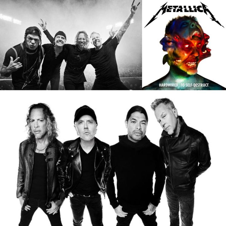 New Album #Metallica