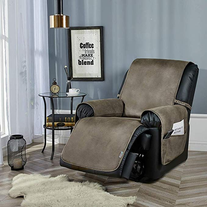 Stonecrest Classic Home Decor Inc Recliner Protector With 4