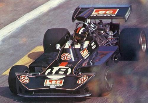 March 731 #721G- David Purley