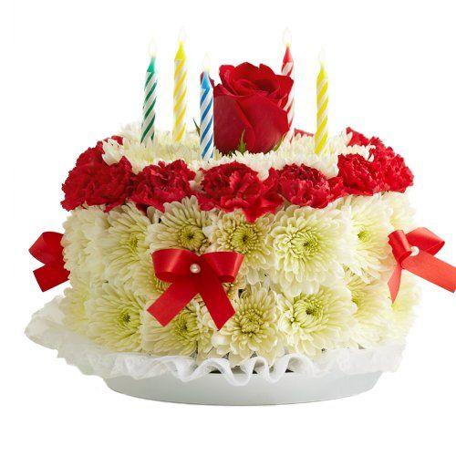 1800flowers birthday cake