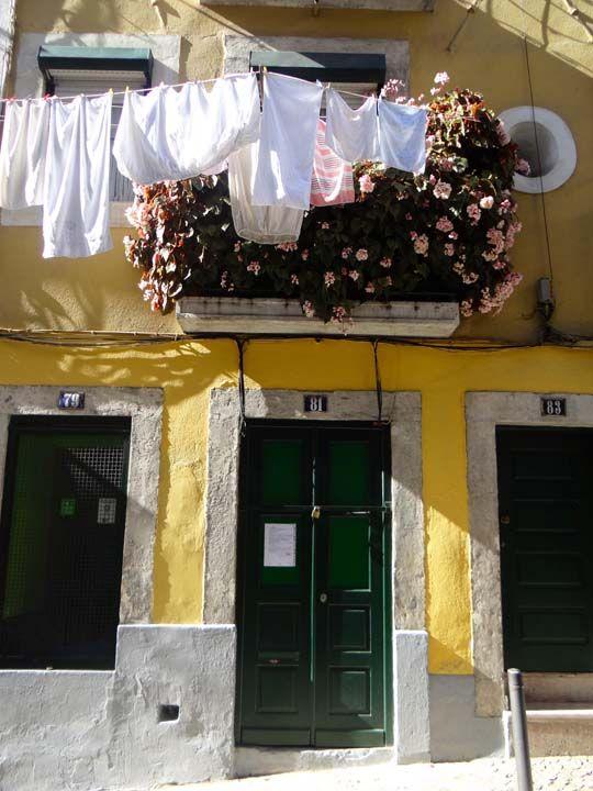 Bairro Alto, Lisbon,Portugal