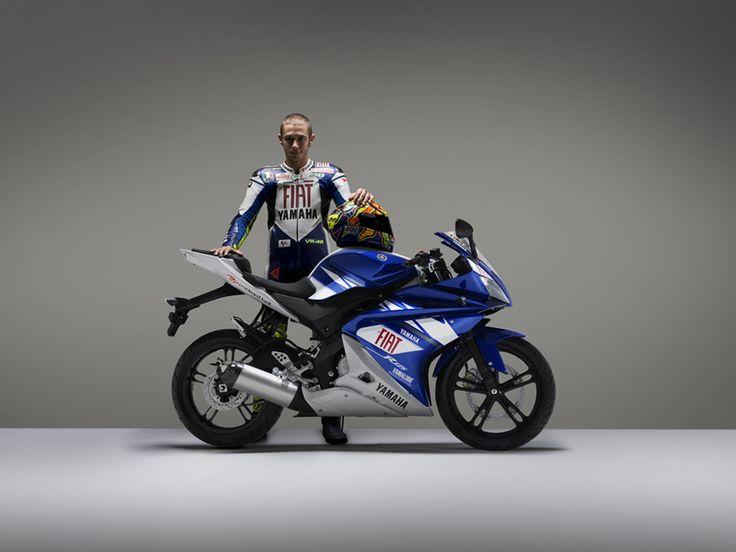 Yamaha MotoGP Rossi Wallpaper