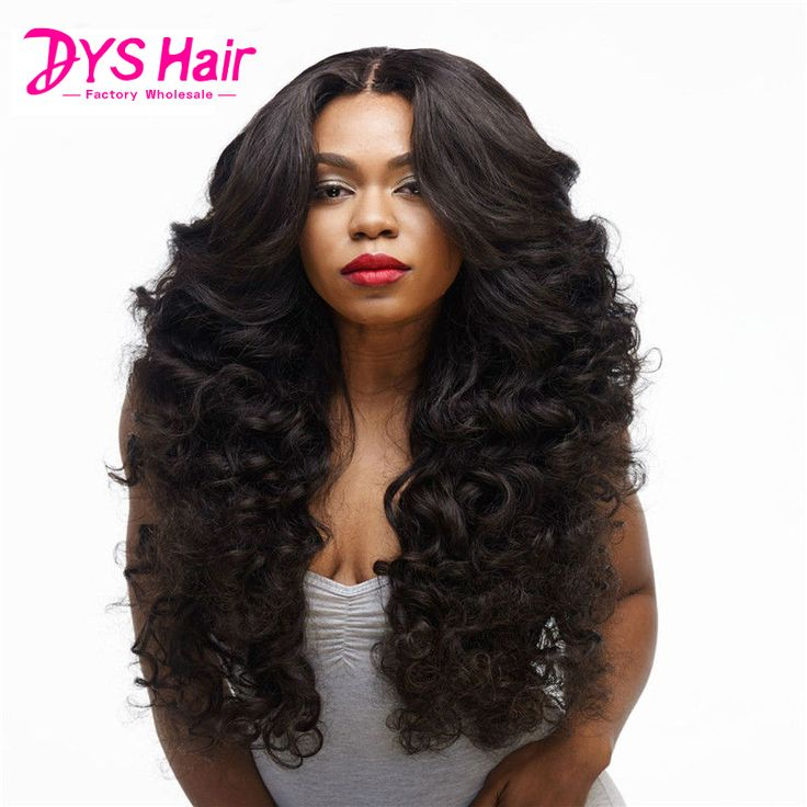 Hot Sale Long Wavy Synthetic Wigs For Black Women Natural Cheap Hair Wigs With Bangs Pelucas Baratas Heat Resistant 28Inch Sia