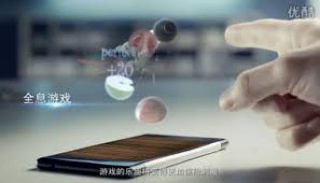 #Takee 1, lo #smartphone che proietta #ologrammi