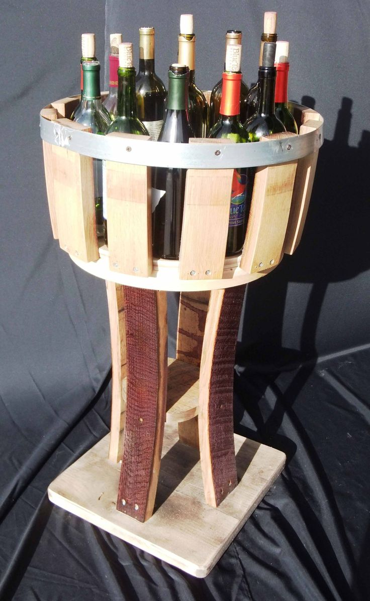 51 Best Images About Wine Stave Barrel Craft Ideas On