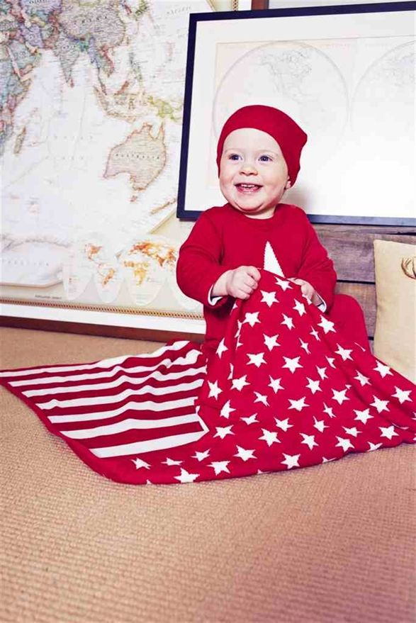 Red Star Blanket