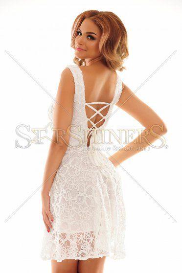 Different Treasure White Dress