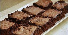 Elmalı Browni Kek   Mutfakta Yemek Tarifleri