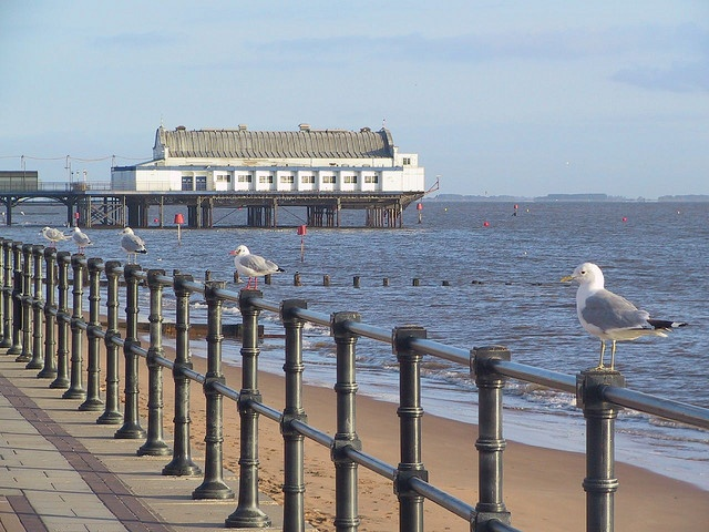 Cleethorpes sea front.   by JayT47, via Flickr