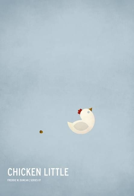 """""""Chicken Little"""" by Christian Jackson, Chicago area //  // Imagekind.com -- Buy stunning fine art prints, framed prints and canvas prints directly from independent working artists and photographers."""