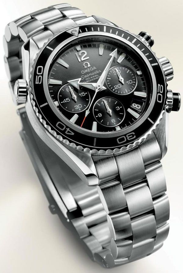 OMEGA Seamaster Planet Ocean ♥✤ | Raddest Men's Fashion Looks On The Internet: http://www.raddestlooks.net