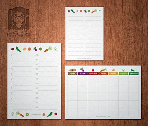 Las 25 mejores ideas sobre plantillas de lista de compra for Espejo y reflejo del caos al orden pdf