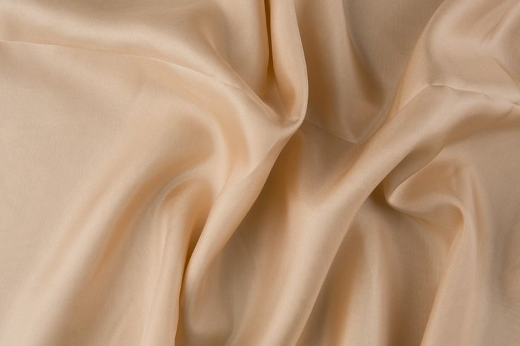 cream tan habotai silk fabric ny designer fabrics