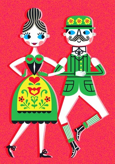 Lovely couple by Amy Blay