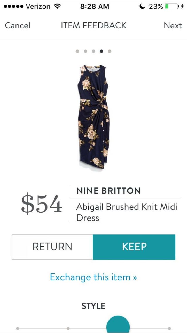 Not huge on floral but the price is right, I think the fit would be good on me, and the midi length would be great for work