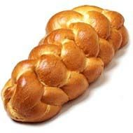 Polish Chalka Bread.  A 'must' have at Easter and Christmas...in my family.                                                                                                                                                                                 More