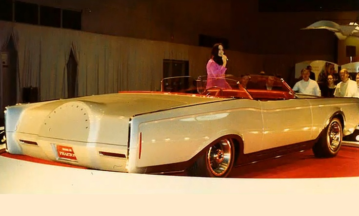 60'S CONCEPT CARS! 1969 LINCOLN CONTINENTAL http://www.dannywhitfield.com/