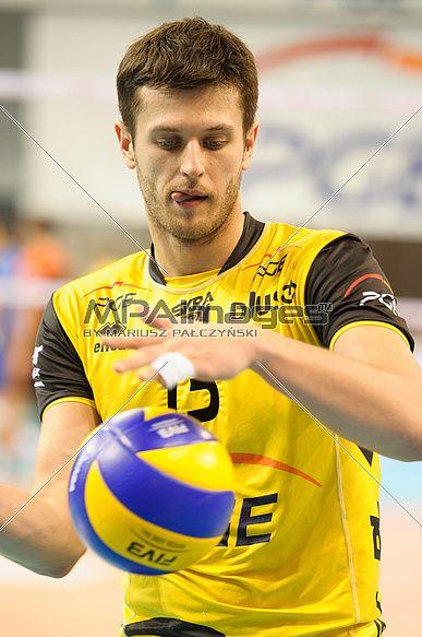 Michal Winiarski of PGE SKRA Belchatow   © Mariusz Pałczyński / MPAimages.com